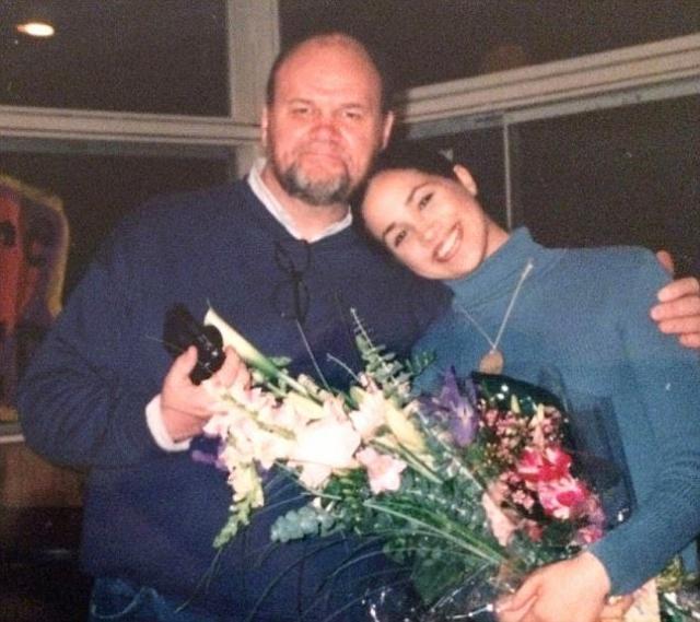 Приедут или нет? Будут ли разведенные родители Меган Маркл на ее свадьбе с принцем Гарри