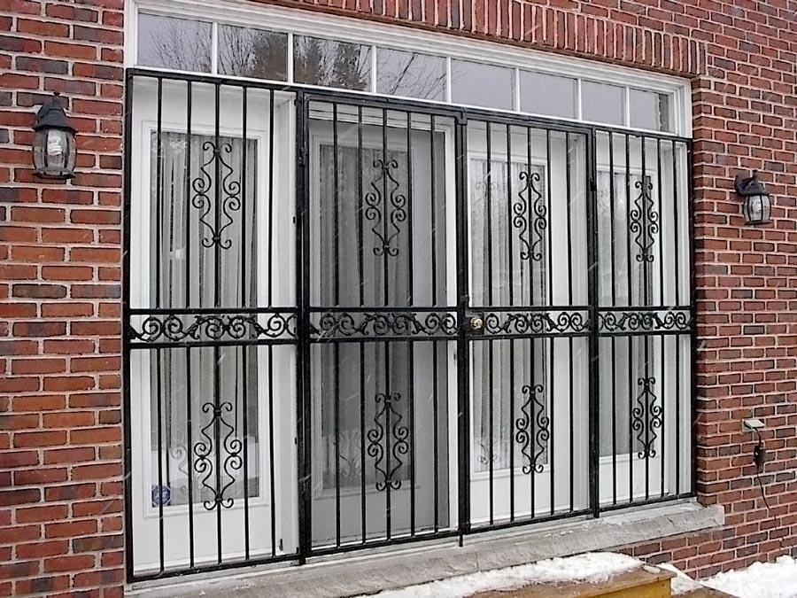 Для чего нужны решетки на окна?