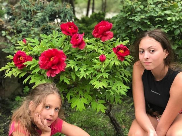 """""""Мои бельчата"""": Оля Полякова показала подросших дочерей (ФОТО)"""