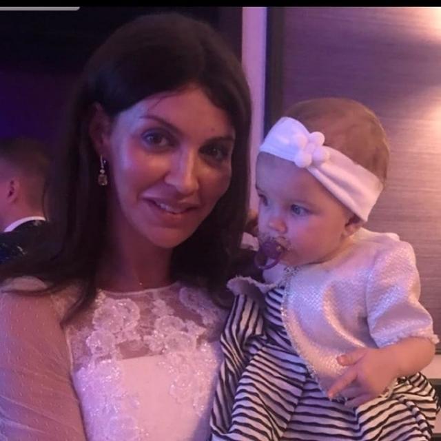 Папина копия: жена Андрея Аршавина показала подросшую дочь (ФОТО)