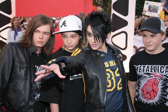 Что стало с участниками группы Tokio Hotel