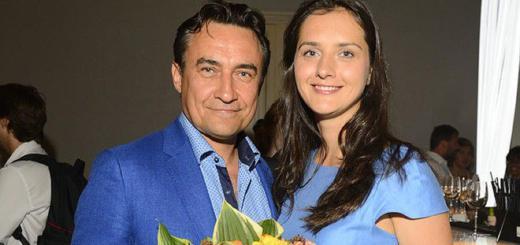 Камиль Ларин женился через два года после развода