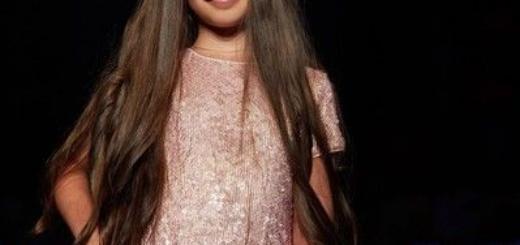 Дочка Ксении Бородиной стала моделью и уехала в Дубай