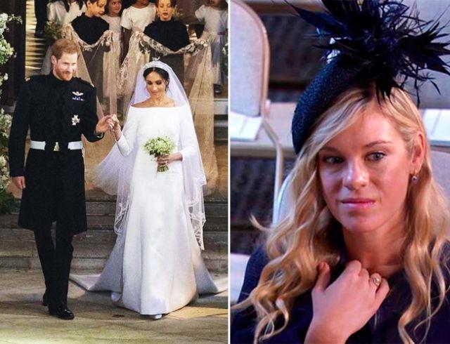 Старые раны, или Почему перед свадьбой принц Гарри долго общался с бывшей Челси Дэйви