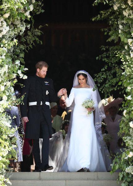 Стало известно, где Гарри и Меган проведут медовый месяц