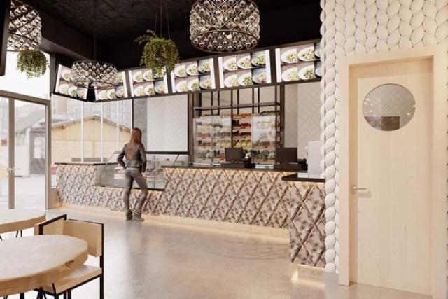 В Сеть попали первые фото дизайна ресторана Ольги Бузовой