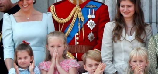 Супермама Кейт Миддлтон не дала упасть принцессе Шарлотте, продемонстрировав хорошую реакцию