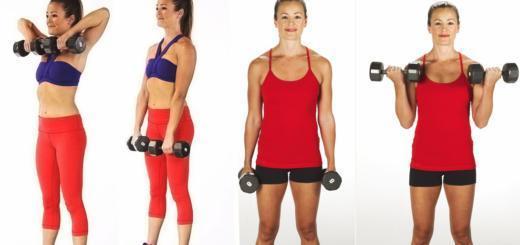 8 упражнений, которые стоит избегать, если хочешь иметь женственную фигуру