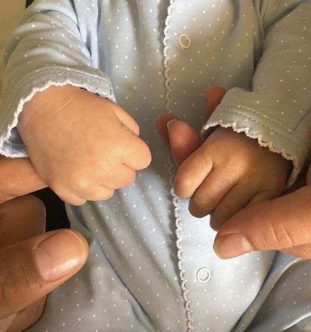 Самый красивый преступник Джереми Микс снова стал отцом: Хлоя Грин родила ему сына!