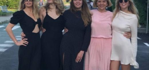 Вера Брежнева показала сестер-красавиц (ФОТО)