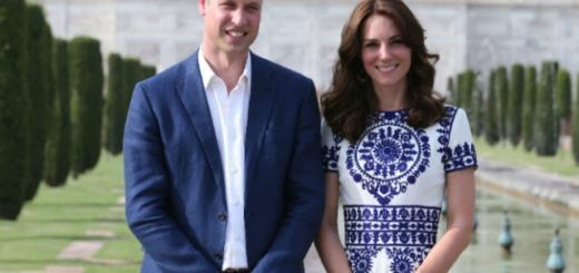 Кейт Миддлтон и принц Уильям на грани развода — мнение астролога