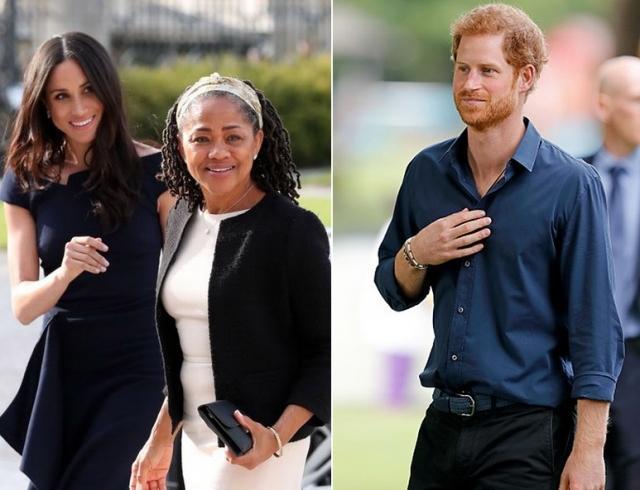 Стало известно, как принц Гарри готовил тещу к знакомству с королевой