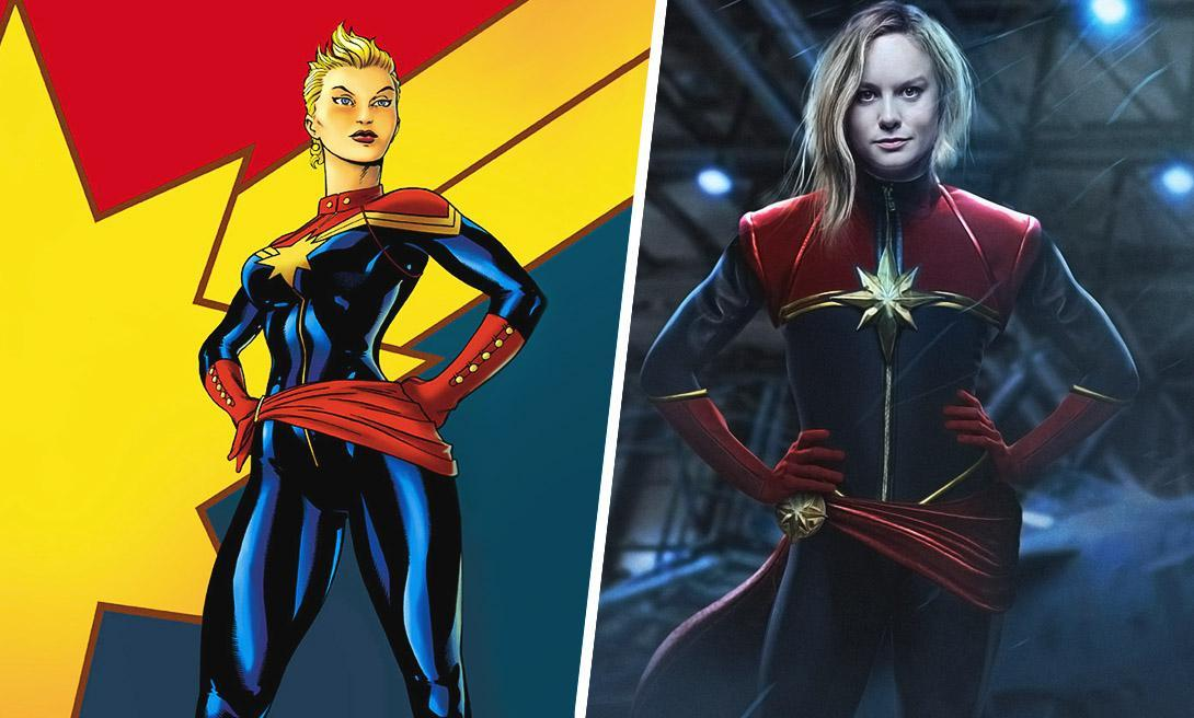 Что нужно знать о будущей Капитане Марвел