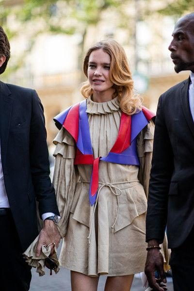 Кардашьян, Водянова, Рианна: наряды звезд на показе Louis Vuitton