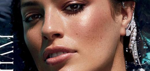 Впервые модели plus-size появились на обложке Vogue Arabia (ФОТО)