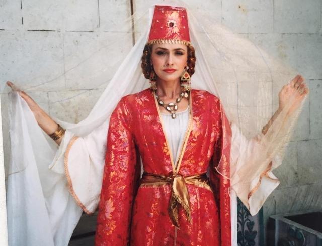 Ольга Сумкая снова стала Роксоланой