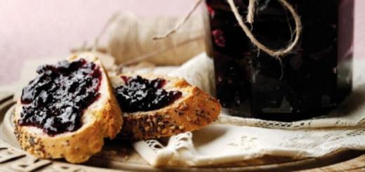 Варенье из сезонных фруктов: смородиновый джем