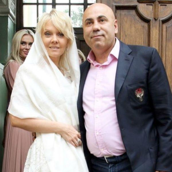 Валерия и Иосиф Пригожин обвенчались в 14-ю годовщину брака