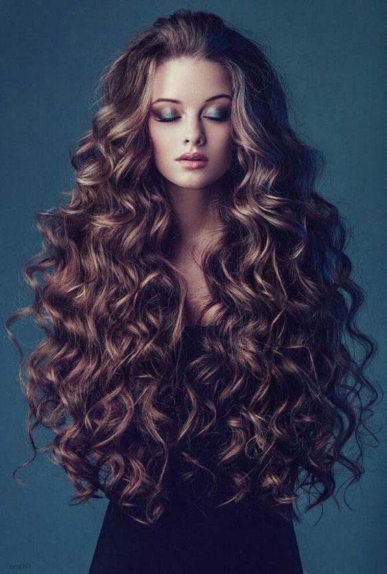 Что поможет поддержать волосы?