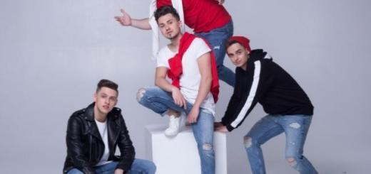 """ACTION начинается с """"Субботы"""" — дебют украинского бойз-бенда от продюсера Дяди Жоры"""
