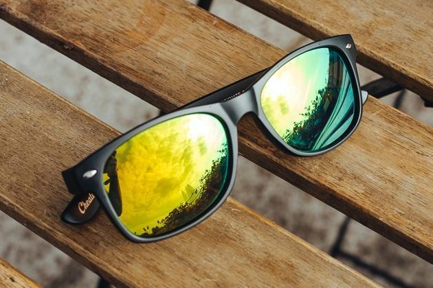 Выбор солнце защитных очков