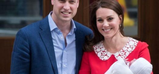Интересные факты о королевских крестинах сына Кейт Миддлтон и принца Уильяма