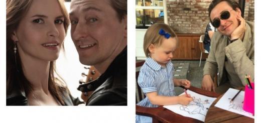 Папина радость: Сергей Безруков показал 2-летнюю дочь Марию