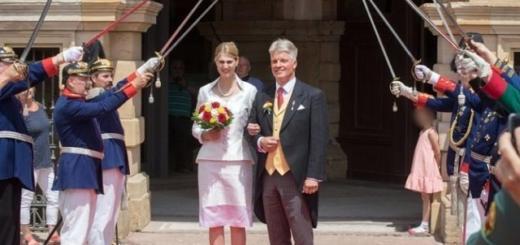 46-летняя немецкая принцесса впервые стала женой