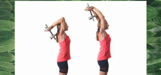 5 простых упражнений, которые избавят от жира в области подмышек