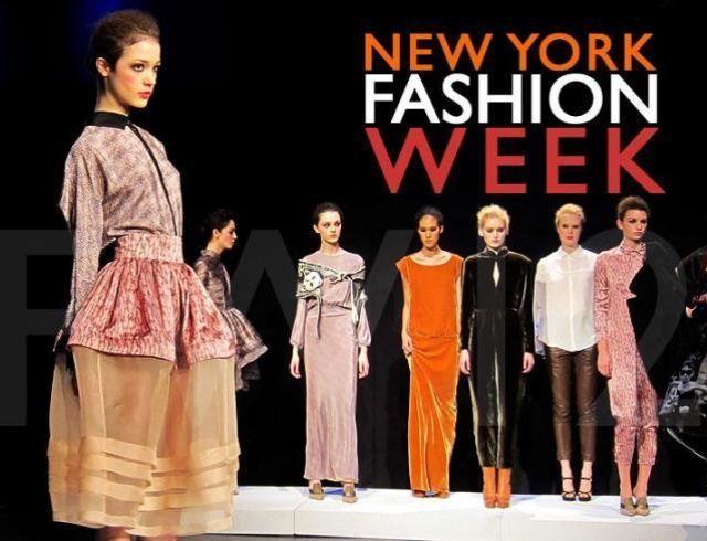 В боевой готовности: когда пройдет неделя моды в Нью-Йорке 2018