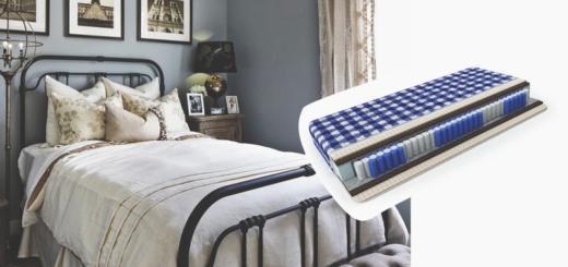 5-матрасов для крепкого сна и красивой осанки