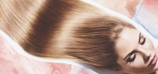 Как добиться идеально гладких волос