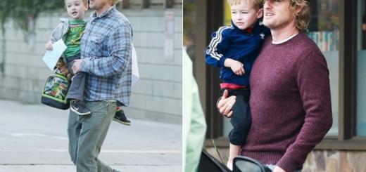 Оуэн Уилсон ждет третьего ребенка от незнакомки