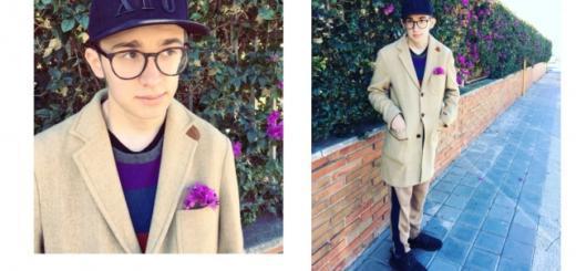 Настоящий Аполлон: 18-летний сын Сергея Шнурова покоряет Instagram (ФОТО)