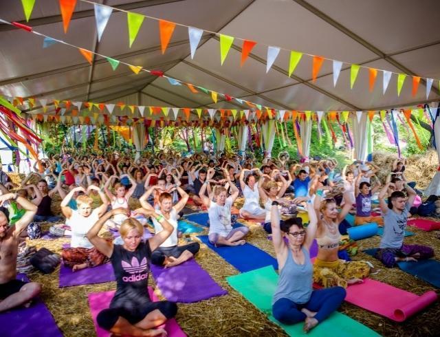Отдавать выше, чем брать: как прошел фестиваль йоги VEDALIFE 2018