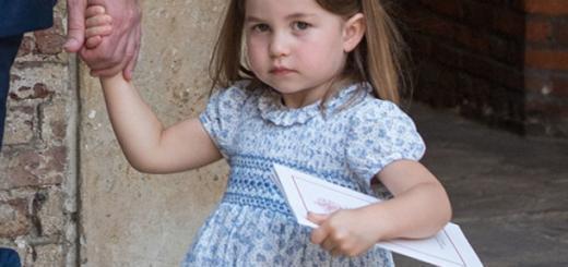 Эксперт объяснил, почему принцесса Шарлотта постоянно носит платья