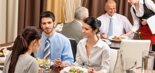 Как выбрать ресторан для мероприятия?