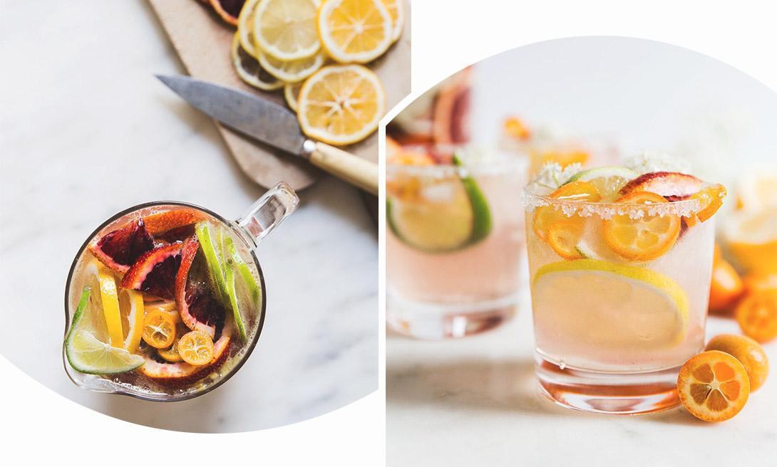 5 коктейлей для жарких летних вечеров