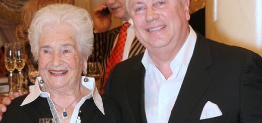 Умерла Анна Юльевна: мама Владимира Винокура ушла из жизни в 96 лет