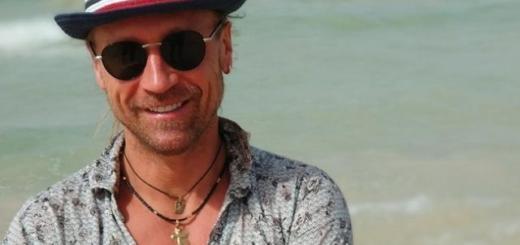 Поймал рыбку и покорил волну: Олег Винник отдыхает в Доминикане