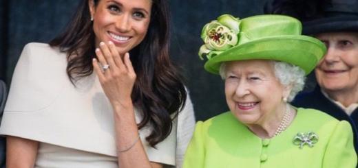 Назревает скандал: Елизавета II включила в завещание Меган Маркл