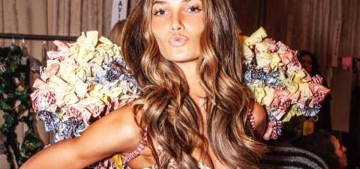 Модель Victoria`s Secret Лили Олдридж станет мамой во второй раз (ФОТО)