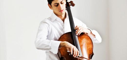 Знаменитый виолончелист-виртуоз выступит в «Аптекарском огороде»