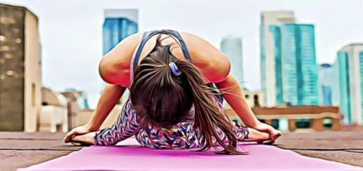 Пять главных советов начинающим йогам