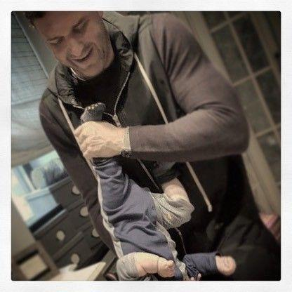 Ксения Собчак показала новорожденного сына