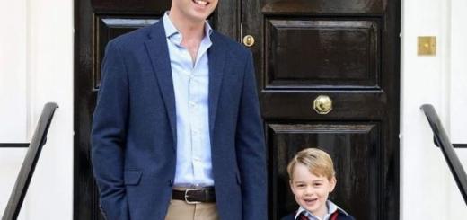 Почему Кейт Миддлтон и принц Уильям скрывают школьные фото детей?