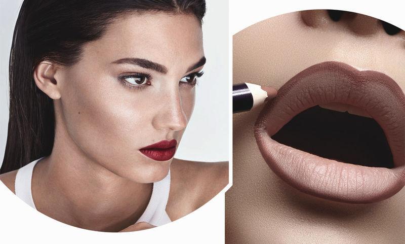 5 шагов, которые сделают губы визуально объемнее