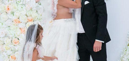 Дизайнер объяснила, зачем Терешина шокировала гостей на свадьбе