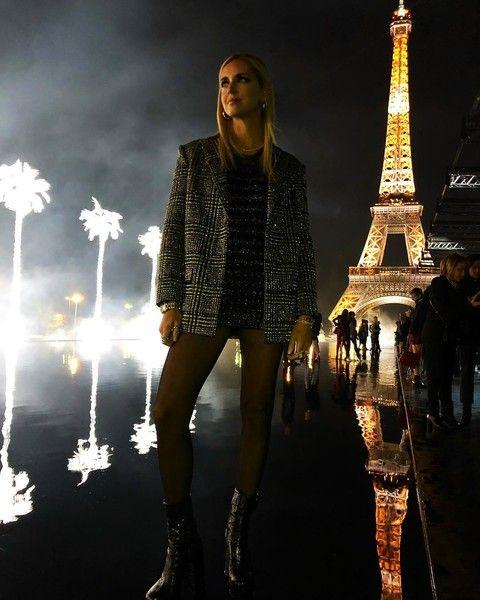 Перепутала: Кьяра Ферраньи вместо платья надела свитер