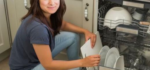 Виды и возможности посудомоечных машин